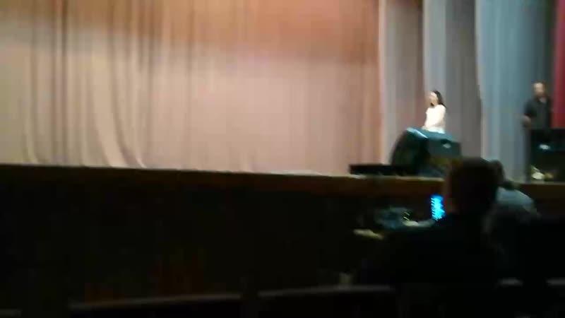ВЕРНОСТЬ-050719- Е. Кричаль, К. Силаева-Каникулы любви - Санаторий МВД России Борок