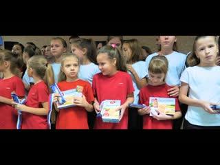 Открытие волейбольного сезона межрегиональных сельских и ветеранских лиг