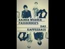 Das Kaffeehaus / El café (R.W.Fassbinder - Carlo Goldoni, 1970) subtítulos en inglés
