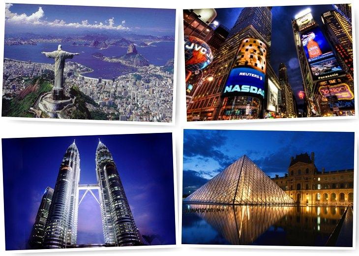 Самые дешевые и дорогие города для туристов в мире, изображение №1