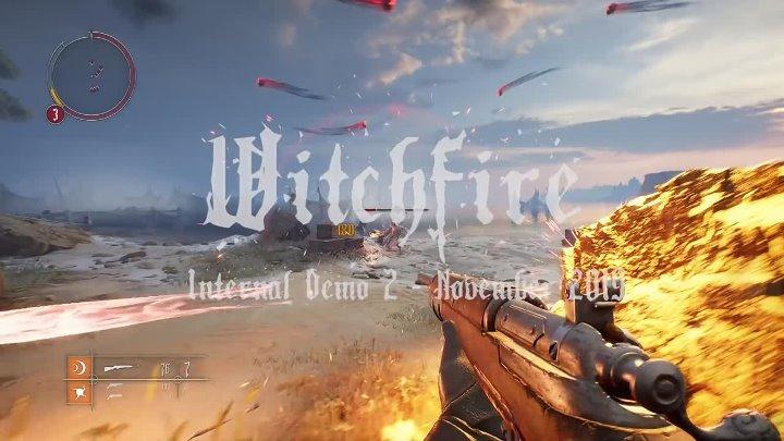 Witchfire сильно напоминает Destiny в новом геймплейном ролике