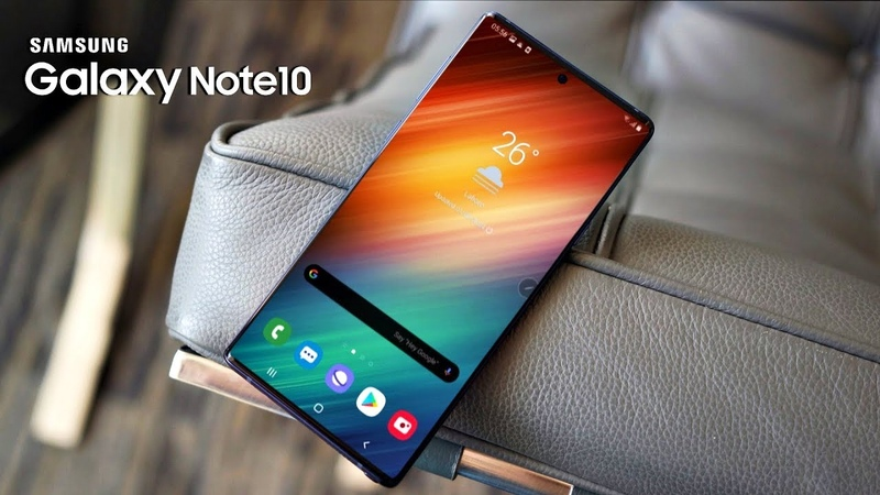 Samsung Galaxy Note 10 OFFICIAL DONGLE LIFE is HERE