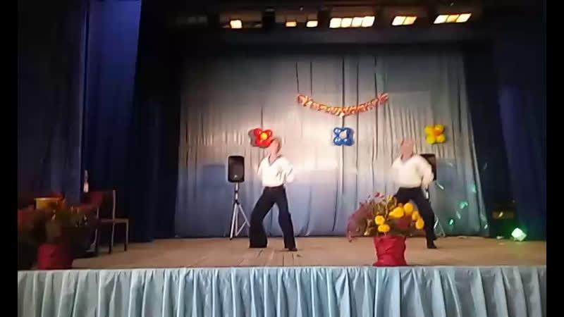 Рязанский разгуляй на сцене Перкинского СДК