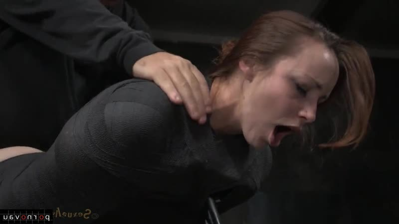 [ Tough &  Assholes &  Bdsm &  Negros / The tin , Bondage , Deep blowjob]