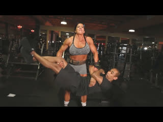 Angela Salvagno - Traps Beast - Female Muscle