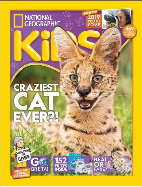National Geographic Kids UK 10