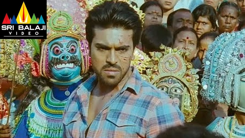 Naayak Movie Ram Charan Killing to Dev Gill Scene | Ram Charan, Kajal, Amala Paul | Sri Balaji Video