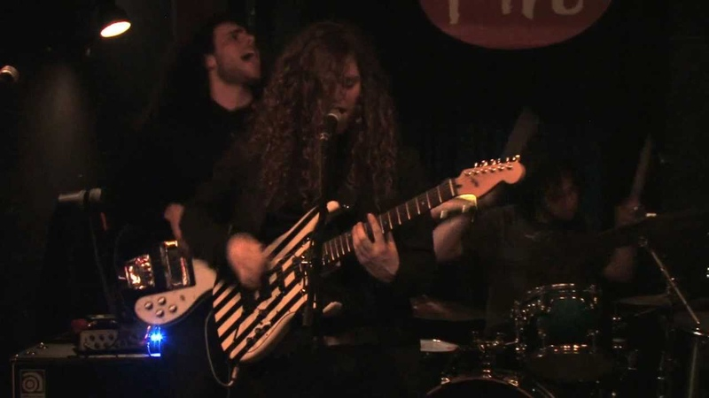 King Crimson - 21st Century Schizoid Man - Infant Elephant @ The Fire 3/23/13