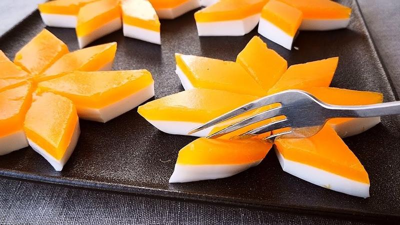 南瓜別煮粥了,試試這樣做,香甜Q彈,比果凍還好吃,做法超簡單 小穎美食