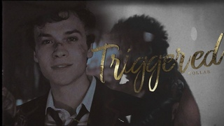 ☠ Multicouples || Triggered [b-day collab #1]