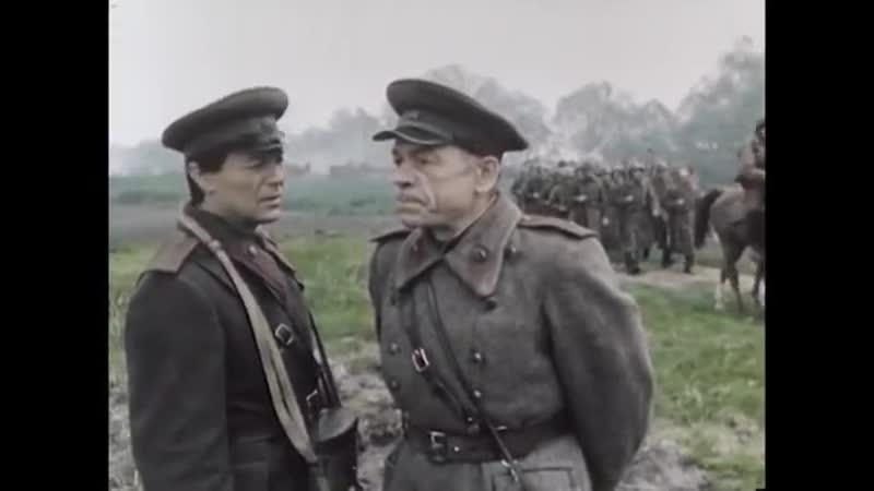 Военные фильмы Батальоны просят огня 2 серия