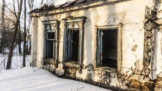 «Застывшее время»: вой волков и опасный мост к цивилизации в деревне Журавинки Липецкой области