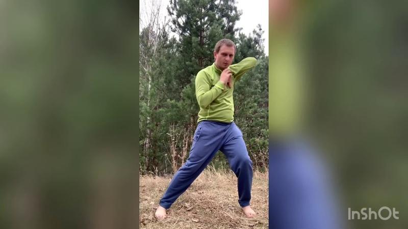 Матрица 4 серия Ускоряюсь в 4 раза Волновая гимнастика