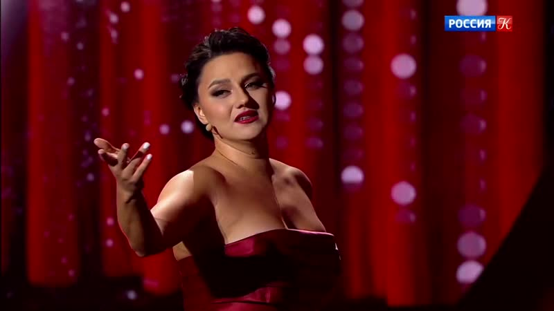 Анна ШАПОВАЛОВА Легар Ария Джудитты из оперетты Джудитта Большая опера 6 в 2019 г