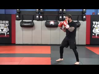 Kickboxing Classes for Adults - E6 - Advanced - Sensei Jimmie Rivera _ Tiger Sch