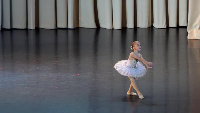 Вариация из балета Павильон Армиды Радченко Ника