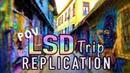 LSD Trip Simulation Replication [Accurate POV]