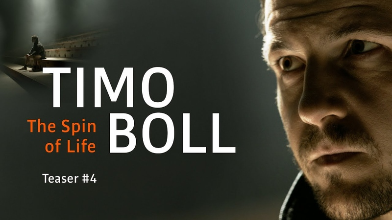 KUKA presents Timo Boll The Spin of Life Teaser Trailer 4