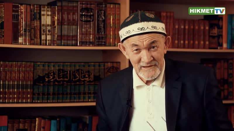 Қазақ халқының діни тәрбиесі Абдулла қажы Жолдас
