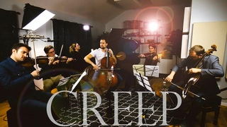 Creep - Radiohead (Cello + Piano + String Quartet Cover) - Brooklyn Duo feat. Escher Quartet