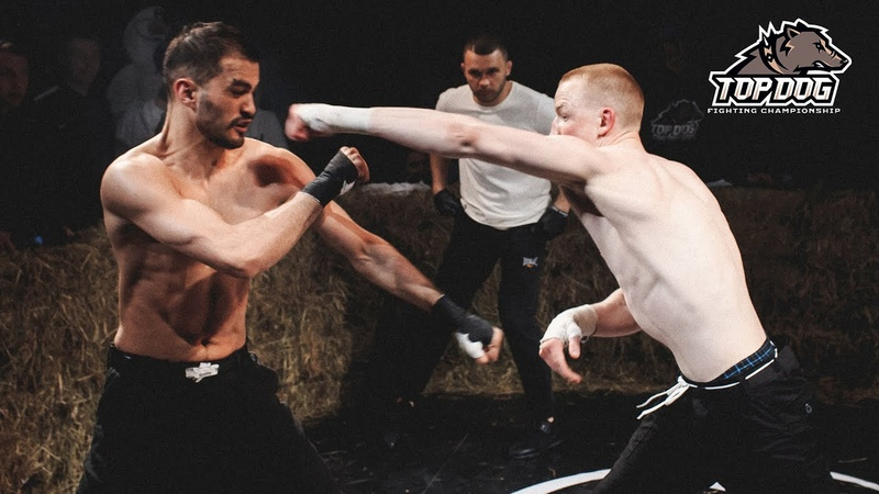Mikhail Siviy vs Azamat Assassin fight of the night bare knuckle fight TDFС 3