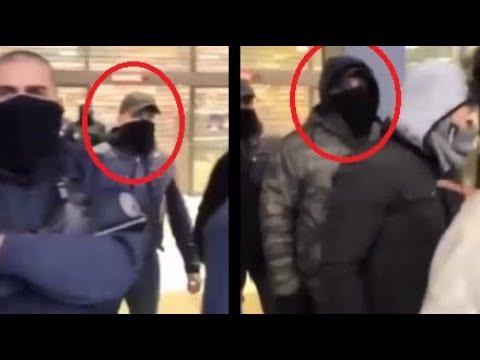 ACTE 55 FLICS ou CASSEURS Planqués Derrière la Police PARTAGEZ