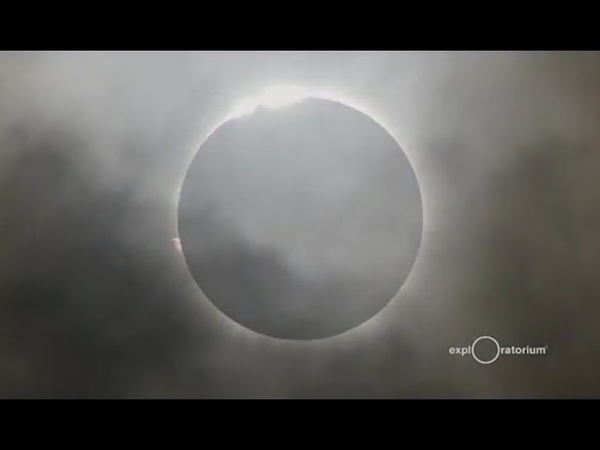 Полное солнечное затмение 2016