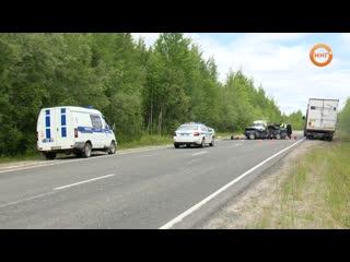На трассе Сургут - Салехард в ДТП погибла женщина