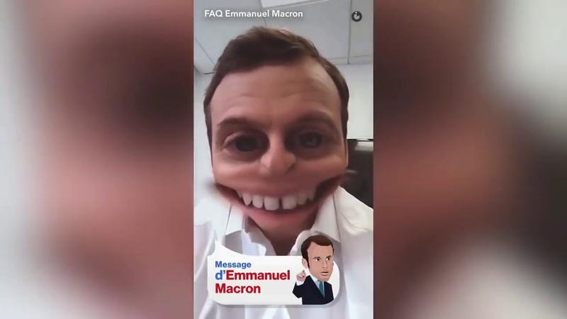 Oui Macron est un Franc⚡Maçons Comme la Ripoublique et la Politique en Général Réseaux Mafieux