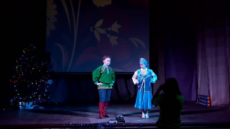 ООК Звездный Анатолий и Анастасия Во саду ли, в огороде