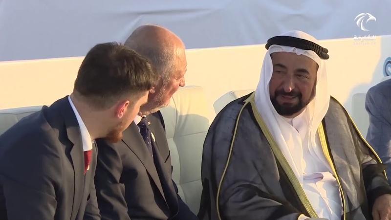 🎬 SkyWay in den Medien, Sharjah TV berichtet