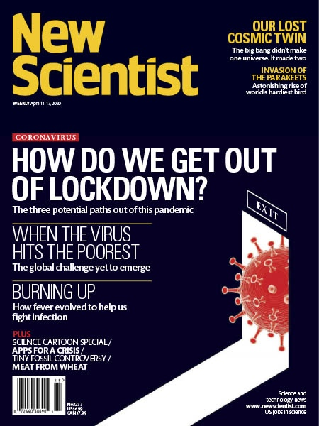 New Scientist 04.11.2020