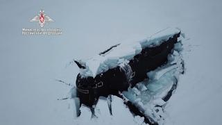 «Умка-21» Сразу три Атомных ПОДЛОДКИ всплыли в Арктике! Комплексная арктическая экспедиция.