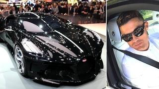 Новая Супер-коллекция машин Криштиану Роналду