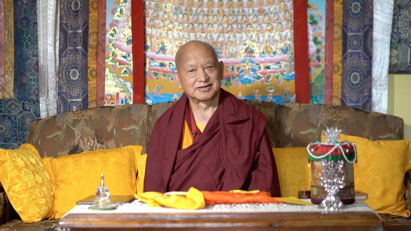 Lama Zopa Rinpoche's Advice for Coronavirus Disease COVID 19