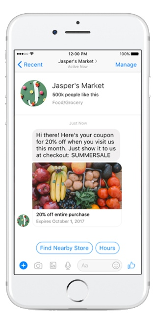 Реклама в Facebook Messenger: что это и как ее настроить, изображение №3