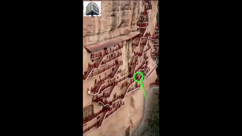 Impressionantes habitações antigas em cavernas mp4