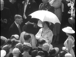 The Queen Gives A Party (1955)
