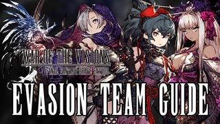 War of the Visions: Evasion Team Guide | Final Fantasy Brave Exvius