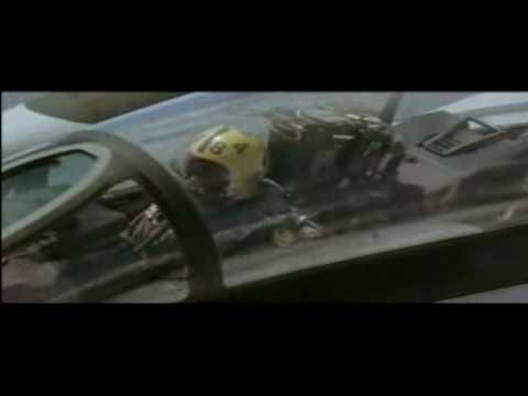 F 14 Tomcat VS 三菱ZERO 『Final Countdown 』