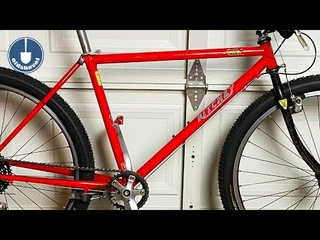 Vintage Ritchey Bike Build - 80's Ritchey Ascent