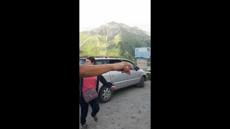 Кластастармен Алматы тауындағы демалыс