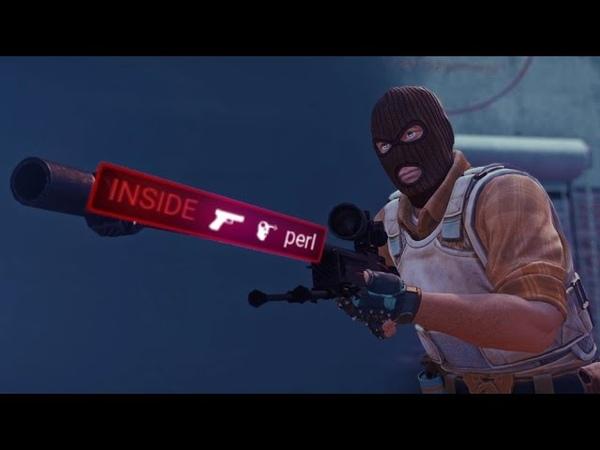 CSGO мувик для INSIDE | НА ЛЕТУ