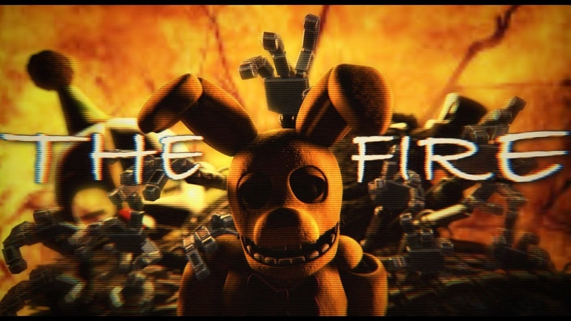 [SFM FNaF] The Fire by Griffinilla (25k Special Thank you)