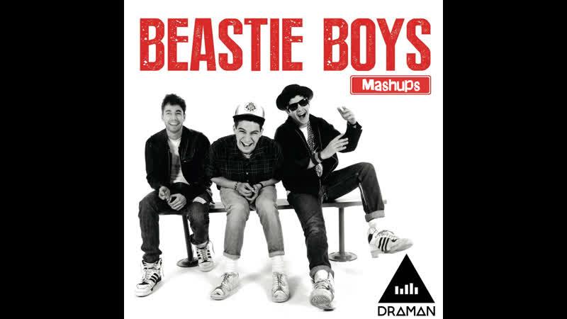 Alex F - Технология Прошлого - Vol. 45: Beastie Boys (25.06.2019 @ 11th Radio)