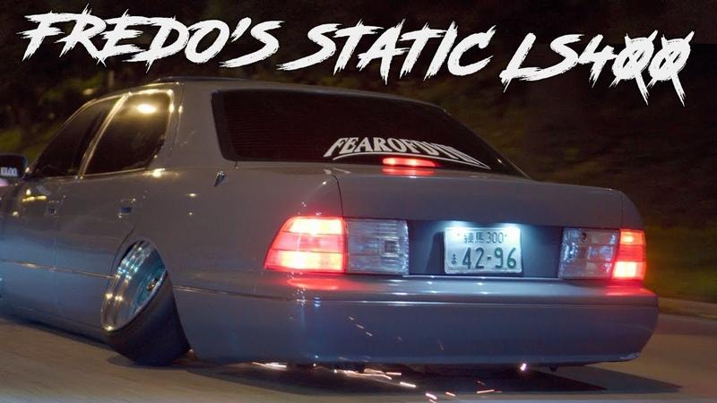 Fredo's Static LS400 HUFFIC