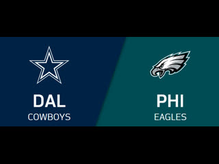 Nfl 2019-2020 / week 16 / dallas cowboys philadelphia eagles / cg / en