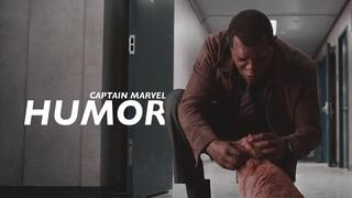 mother flerken! | captain marvel [humor]