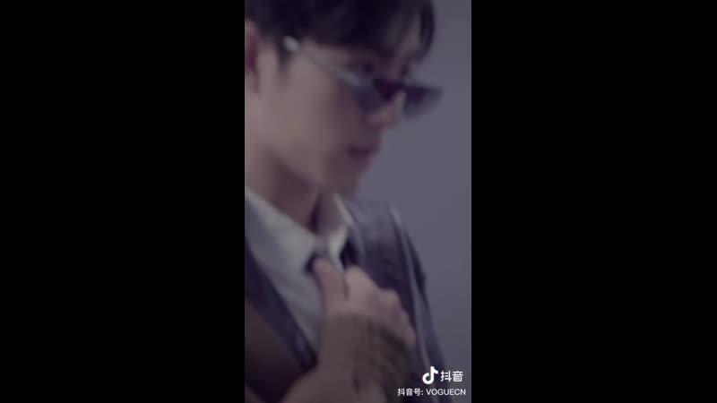 Vogue Xiao Zhan