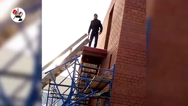 Страшная месть Ивана каменщика работодателю. Real Video